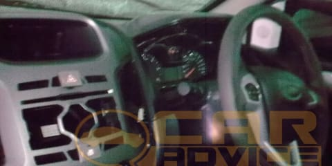 2012 Ford Ranger Interior Scooped