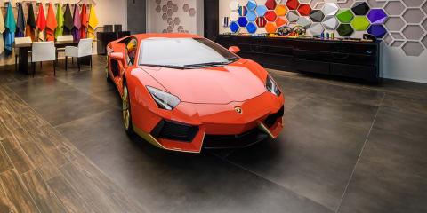 Lamborghini Ad Personam:: the easy way to add another $150k to your purchase price