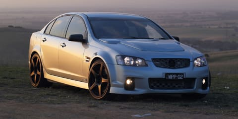 2011 Walkinshaw Performance Series II SS Commodore Review