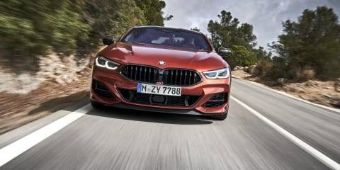 BMW M850i xDrive coupe review