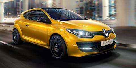 Renault Megane RS :: Next-gen hot-hatch to have five doors; manual gearbox in doubt