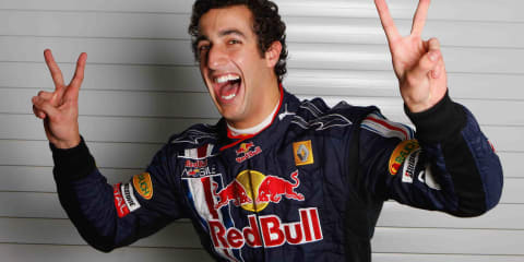 Daniel Ricciardo's expense claims exposed in new Red Bull Racing video