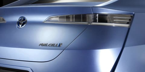 Toyota hydrogen fuel cell cars to cost under $100K