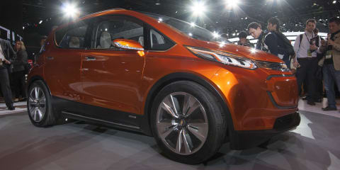 Chevrolet Bolt and Opel companion EV to begin production in 2016