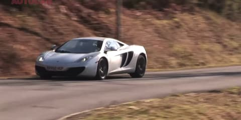 Video: McLaren MP4-12C review by Autocar, CAR and Jenson Button