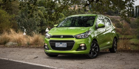 2016 Holden Spark 'a new benchmark', potential top-seller