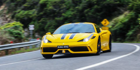 Ferrari 458 Speciale Review