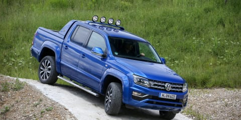 Volkswagen Australia chief not fazed by incoming Mercedes-Benz ute