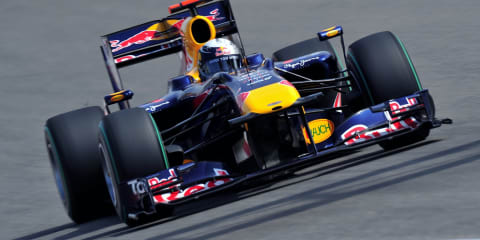 Formula One to adopt four-cylinder engines in 2013
