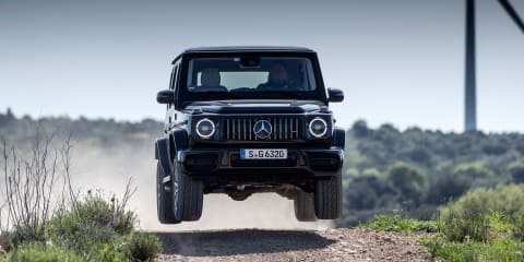 Mercedes-Benz G-Class EV: Daimler confirms iconic off-roader is going electric