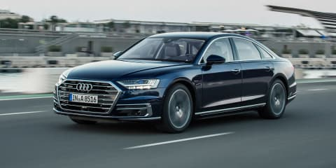 2018 Audi A8 pricing and specs