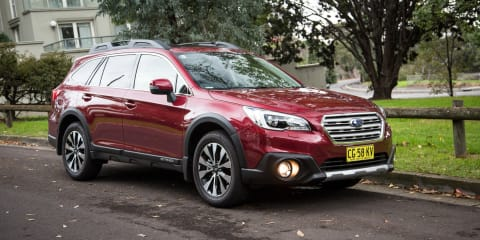 2018 Subaru Outback Diesel recalled