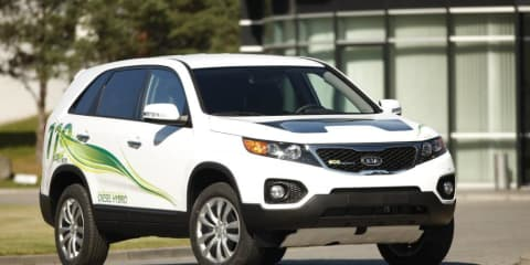 Kia introduces 'Eco-Dynamics' sub-brand