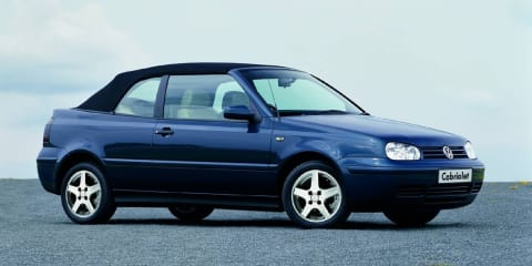 Volkswagen Golf Cabrio to be reintroduced in 2011