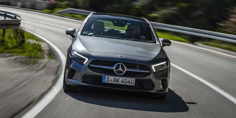2019 Mercedes-Benz A200 priced from $47,200
