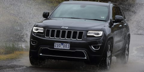 2011-14 Jeep Grand Cherokee recalled