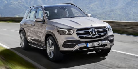 2019 Mercedes-Benz GLE: Full line-up detailed for Europe