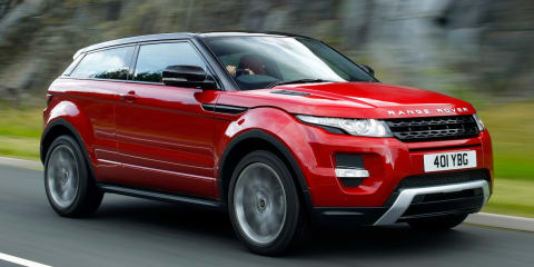 Jaguar Land Rover: 10,000 sales within reach for Australia in 2013
