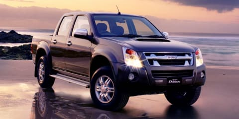 2010 Isuzu D-MAX gains new look and features