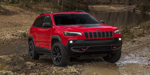 2019 Jeep Cherokee recalled