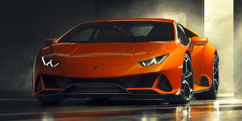 2019 Lamborghini Huracan Evo unveiled, pricing revealed