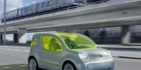 Renault to feature three EVs at Frankfurt