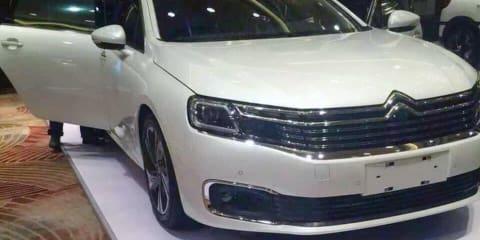 Citroen C6:: China-only flagship revealed ahead of Beijing debut