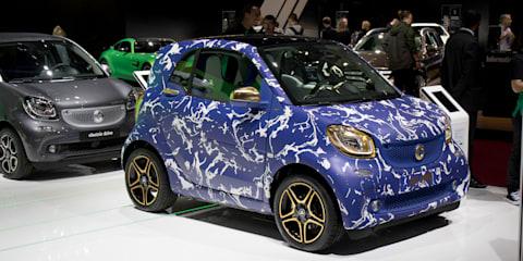 Smart Stand - Paris Motor Show 2016