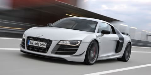 2011 Audi R8 GT performance flagship unveiled