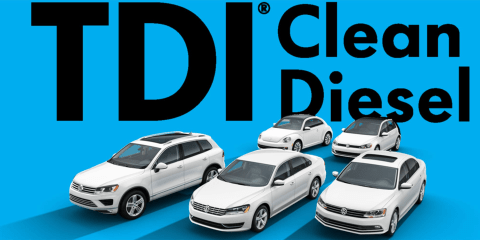 Volkswagen sued by US government over 'Clean Diesel' ads