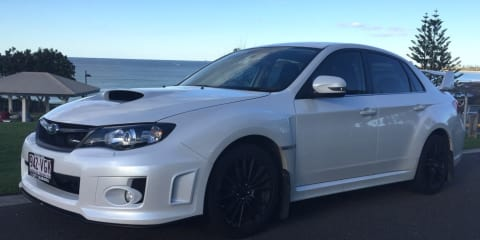 2013 Subaru WRX Review
