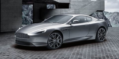 Aston Martin DB9 GT Bond Edition revealed