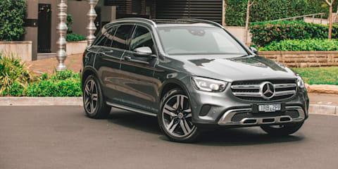 2020 Mercedes-Benz GLC300e PHEV review