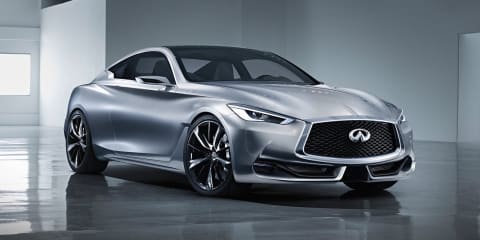 Infiniti hints at high-performance hybrid models - report