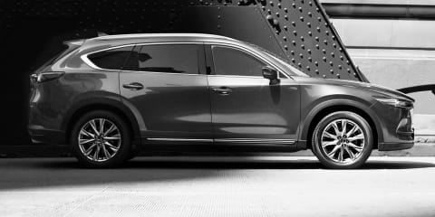 2018 Mazda CX-8 styling revealed