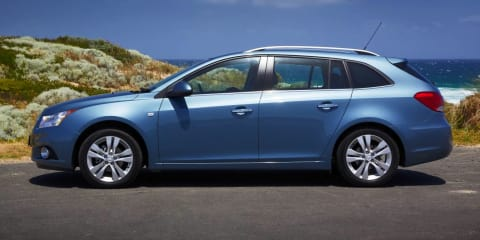 Holden Cruze Sportwagon: pricing and specifications
