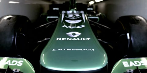 Caterham F1 team resorts to crowdfunding to reach final race of 2014