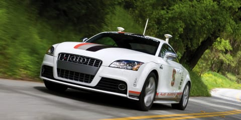 Driverless cars: Drink-driving still banned but texting okay