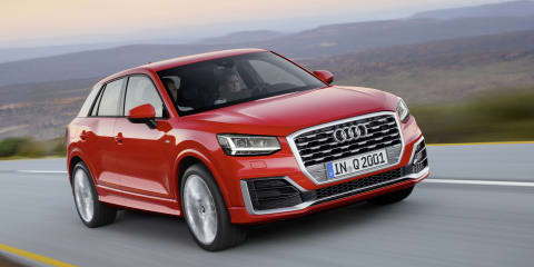 2017 Audi Q2 a 'huge opportunity' for the brand in Australia