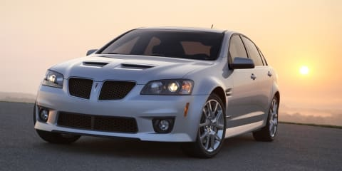 GM CEO confirms G8 will die with Pontiac