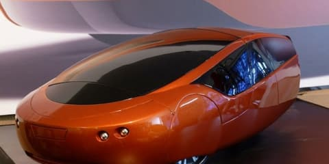 Urbee 3D printed car unveiled in Canada: 1.4 litres/100km
