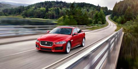 Jaguar XE :: diesel engine details revealed