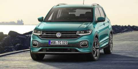 2019 Volkswagen T-Cross revealed