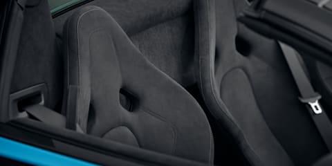 McLaren 570S Spider gains Track Pack option