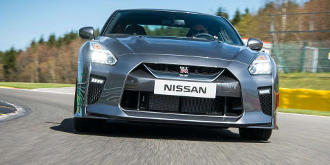 "Nissan sports car plan ""not yet fully cooked"""