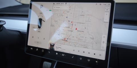 Tesla adds Netflix, YouTube to infotainment