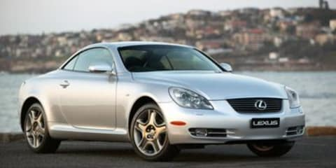 Lexus SC430 Safety Upgrade