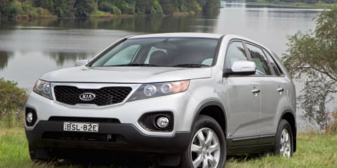 2012 KIA SORENTO Si (4x2) Review