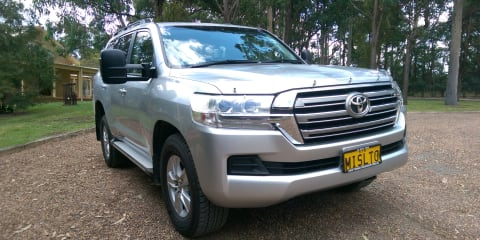 2015 Toyota Landcruiser Gxl (4x4) Review