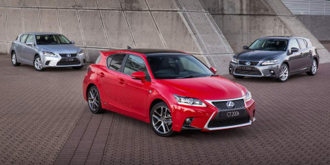 Lexus Australia passes on free trade agreement price cuts - UPDATE